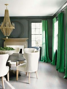 Excellent window treatment advice from Rhiannon's Interiors