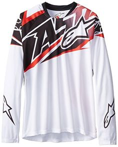Boys' Cycling Jerseys - Alpinestars Boys Sight Long Sleeve Jersey *** Check out this great product.
