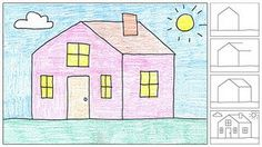 You searched for label/drawing · Art Projects for Kids Basic Drawing, Drawing Lessons, Drawing For Kids, Art Lessons, Art For Kids, Projects For Kids, Art Projects, Drawing Projects, Drawing Ideas