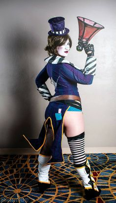 BelleChere as Mad Moxxie