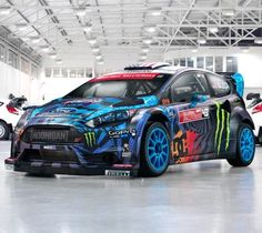 Ken Blocks Ford