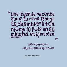 Top 10 des nouvelles meilleures citations de #LaMèreCoupable Motivation, Jokes, Messages, Education, Funny, Hygge, Parents, Quote Posters, Funny Quites