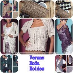 Ideas para el hogar: Prendas de verano tejidas
