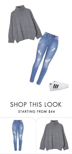 """""""Casual for girl's"""" by revyamyneva17 on Polyvore featuring adidas, casual and Girls"""