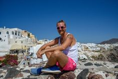 My Move to Europe part 6 (Santorini! Travel Workout, Photography For Sale, Travel Abroad, Santorini, Sailing Ships, Fitness Tips, Vancouver, Scotland, Greece