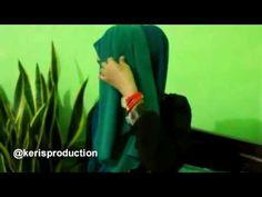 Tutorial Hijab (Chusnul Cuby) Part - 01