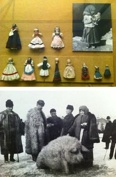photos from the museum of ethnography in budapest via emma lewis