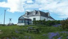 Gardiesfauld Hostel is on Unst, the most northerly of the Shetland Isles.
