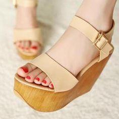 Mancienne Wedge Sandals