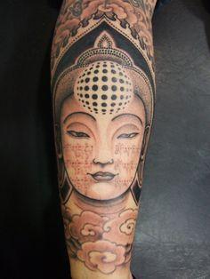 Tatuagem Budista Tatuagem Budista