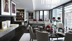 Helen Green - Contemporary Apartment, One Hyde Park