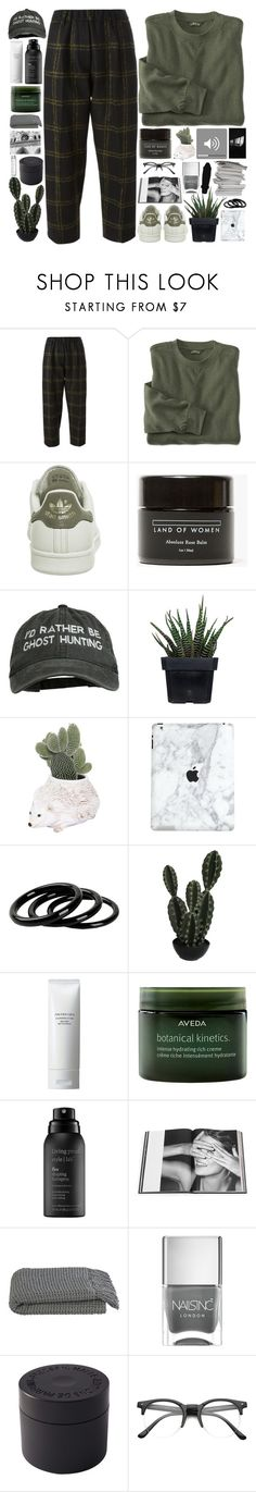 """I've got a good thing going"" by akp123 ❤ liked on Polyvore featuring Forte Forte, adidas, Land of Women, Alöe, Ceramiche Pugi, Furla, Abigail Ahern, Shiseido, Aveda and Living Proof"