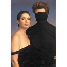 Isabella Rossellini & David Lynch photographed by Annie Leibovitz, 1986