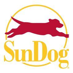Title Slide of SunDog Logo Dog, Diy Dog, Doggies, Dogs