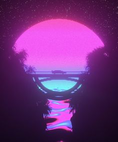 Image about pink in Vaporwave💎🔮💿📺 by space_sapphic Cyberpunk Aesthetic, Neon Aesthetic, Cyberpunk Art, Cyberpunk Games, Night Aesthetic, Glitch Wallpaper, Vaporwave Wallpaper, Retro Kunst, Retro Art