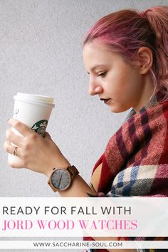 Are you looking for the perfect fall accessory? Have you ever heard of JORD wood watches? Check out how a wood watch can complement your fall outfit!