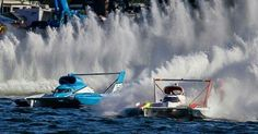 Unlimited hydroplane racing...