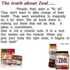 ... by Zeal by Zurvita...kmbrown.zealforlife.com