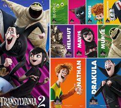 Descarga Hotel Transylvania 2 en HD