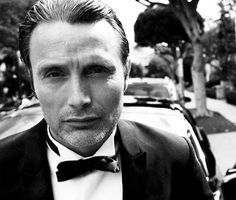 Hannibal / Mads Mikkelsen for Vanity Fair Italia