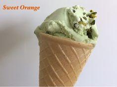 Sweet Orange: LODY PISTACJOWE Ice Cream, Orange, Sweet, Desserts, Food, No Churn Ice Cream, Candy, Tailgate Desserts, Deserts