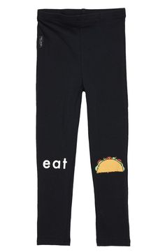 Printed Taco Bell Child Boys Girls Unisex Sports Sweatpants