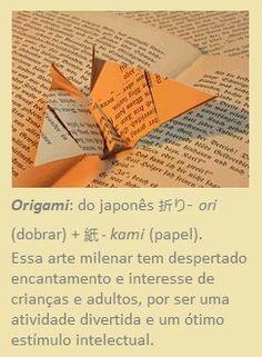 Criar ou contar histórias com origami - Experimente - Plataforma do Letramento