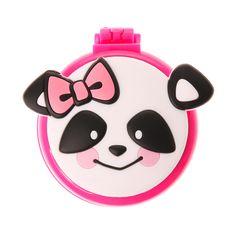 Panda Pop Up Hairbrush