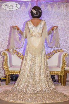 Prachtig bruid takchita