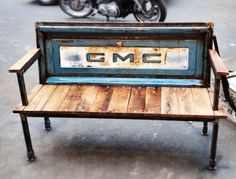 Gmc tail fate bench