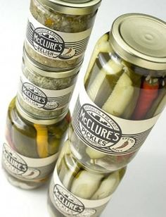 McClure's pickles-made in Michigan! Michigan Made Products, Snack Recipes, Snacks, Yummy Recipes, Best Pickles, Eat Your Heart Out, Dinner With Friends, Cravings, Food And Drink