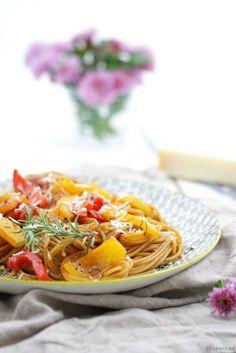 Meine One-Pot-Pasta auf tropische Arthat euch letztes Mal so gut gefallen, dass ich beschlossen habe,