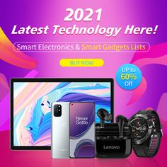Smart Electronics & Gadgets Selected List Up to 60% OFF! Cool Electronic Gadgets, Electronics Gadgets, Gadget Shop, Latest Technology, Electronic Devices, Tech Gadgets