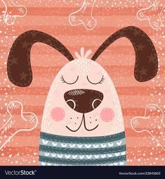 Cute funny dog with bone Royalty Free Vector Image - Funny Dog Quotes - Cute funny dog with bone Royalty Free Vector Image The post Cute funny dog with bone Royalty Free Vector Image appeared first on Gag Dad. Cartoon Cartoon, Cute Dog Cartoon, Cute Funny Dogs, Cartoon Drawings, Funny Puppies, Funny Kitties, Adorable Kittens, Kitty Cats, Cartoon Characters