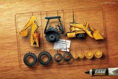 Case Construction Leasing: Glue