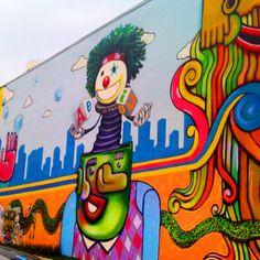 Street Art - Vila Madalena - São Paulo - circa 2008 - #poppingupdoc  #popsurrealism  #pop  #popart #streetart #Graffiti #artederua #graffiti #art #artwork #contemporaryart #modernart #realcreativeart #watercolor #urbanart #cores #colores #colors #sprayart #intervention #urbanintervention #graffitiwall #kunst #photooftheday #street #graffitiart Graffiti Art, Pop Art, Snoopy, Watercolor, Artwork, Fictional Characters, Street Art, Colors, Kunst