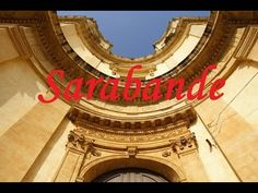 Sarabande by Handel Videos, Youtube, Broadway Shows, Fair Grounds, Twitter, Travel, Band, Viajes, Traveling