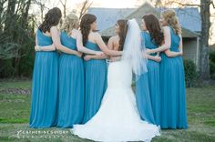 Bridesmaids Group Photo Must Have