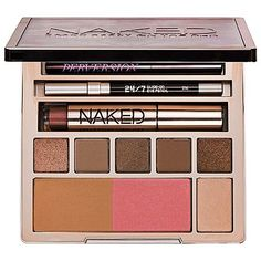 Beauty Reviewed: Urban Decay Naked on the Run Palette - http://www.shopgirldaily.com/2015/02/urban-decay-naked-on-the-run-review/ #makeupproducts