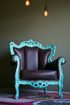 Victorian Chair, Victorian Period 1840-1900, elaborate, carved-back, lace-like frame. John Henry Belter.