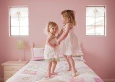 Posh Poses | Siblings | Family Pics | Indoor | Sisters