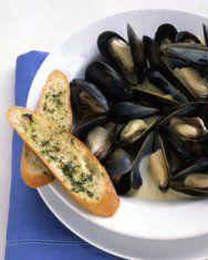 1000+ images about Mussels / Clams on Pinterest | Mussels, Steamed ...