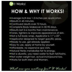 Contact me today to learn more  ;)   Or go to www.workingitwithtonnie.com to have a look  =D