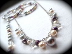 Custom Bridesmaid Jewelry by JustMadeJewelry on Etsy, $20.00