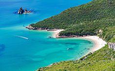 As mais belas praias de Portugal - Portinho da Arrábida a Sesimbra