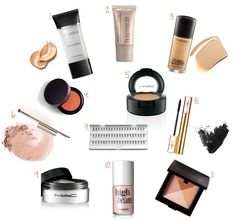 DIY Wedding Make-up tips from professional make-up artist Amanda Scruby of AS Bridal Make-up guest blogging for Kerrie Mitchell Photography.
