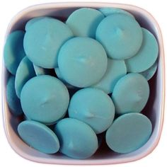 The finest quality and flavor Merckens candy melts for molding chocolate and cake pops, including hot pink candy melts and super white candy melts. Chocolate Candy Melts, Chocolate Molds, Cake Pops, Candy Wafers, Small Sketchbook, Letter To My Daughter, Blue Food Coloring, Blue Candy, Baking Cups