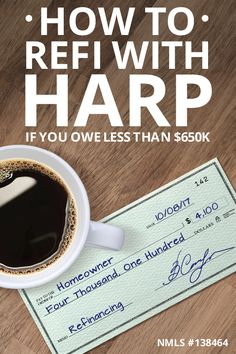 With the HARP mortgage refinance program expiring September 30, 2017, homeowners who owe less than $650,000 don't have much time left to refinance. With our help, homeowners can see if they qualify for HARP and find multiple quotes from mortgage lenders who could offer a lower rate. Getting multiple mortgage quotes before refinancing could help homeowners save on their new monthly payment. Compare rates to find out how big the savings could be.