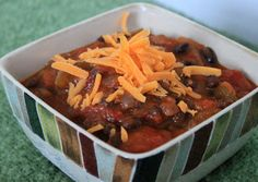 pumpkin black bean chili | greens & chocolate