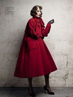 Christian Dior Couture F/W 1948- I'll wear it now!